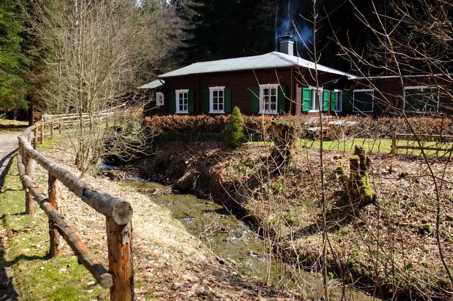 Waldferienhaus Rothaargebirge