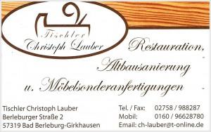 tischler-lauber