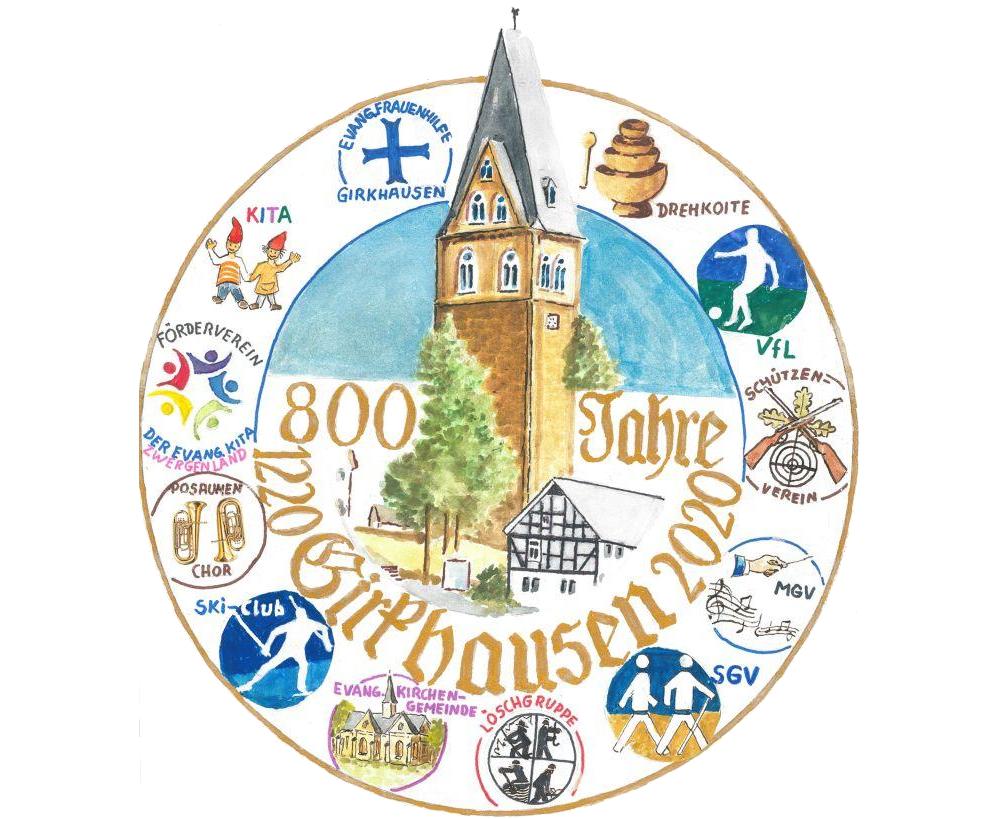 800 Jahre Girkhausen